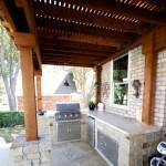 Arbor, Outdoor Kitchen McKinney, TX
